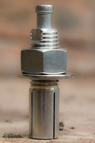 Heavy Duty Bolt Fixings