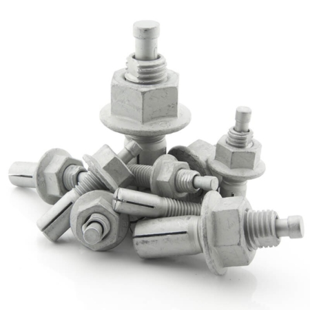 Heavy Duty Steel Fastener